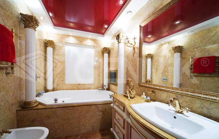 Элитные французские натяжные потолки Барисоль