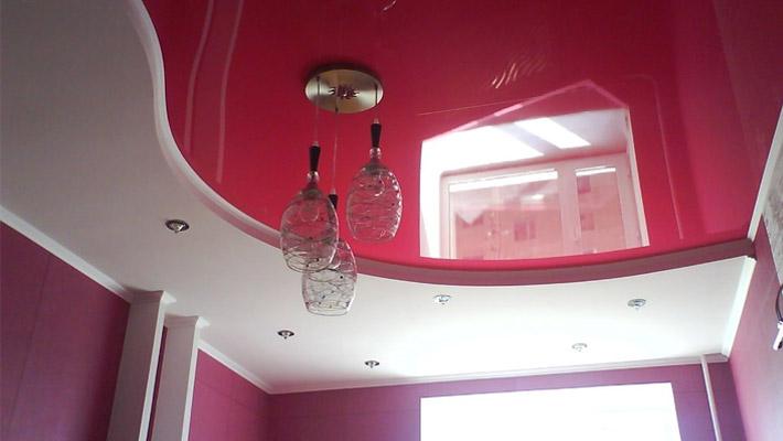 Фотографии дизайна потолка