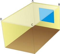 Цена натяжного потолка в спальне
